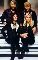 Аккорды и ноты песен ABBA