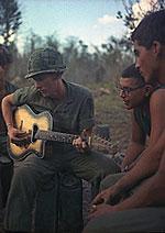 Аккорды к армейским песням под гитару