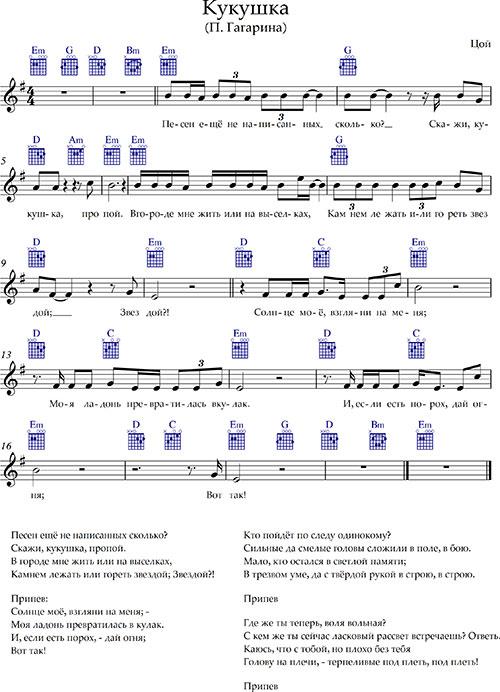 Аккорды: C. Если вы хотите играть в оригинальной тональности, просто...