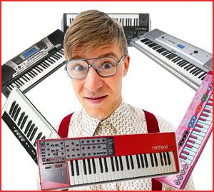 Как выбрать синтезатор для начинающих - Какой синтезатор лучше