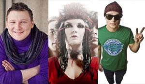 Аккорды и ноты современных песен 2010-