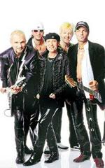 Аккорды к песням группы Scorpions (Скорпионс)